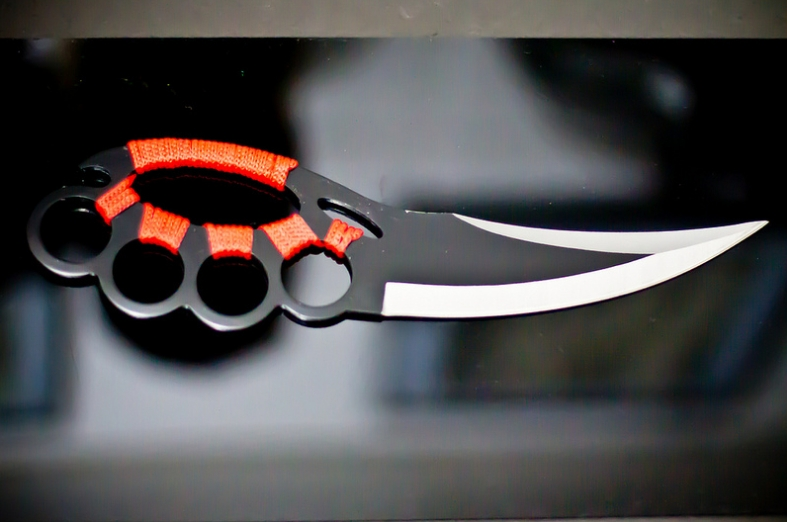 Naruto Trench Knife